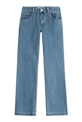 See By Chloe See By Chloe Flared Jeans Blue