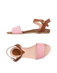 Cuple Sandals Pink