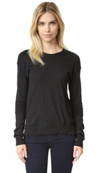 Belstaff Kiera Sweater Black