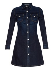 Alexa Chung For Ag The Pixie Denim Dress