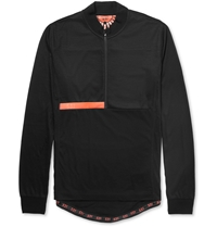 Paul Smith 531 Long Sleeved Merino Wool Cycling T Shirt Black