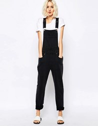 Dr. Denim Dr Denim Vilde Relaxed Overall Black