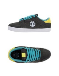 Element Low Tops And Trainers Black