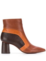Chie Mihara Lupe Colour Block Boots 60