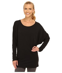 Yoga Girl L S Lucy Black Women's Long Sleeve Pullover
