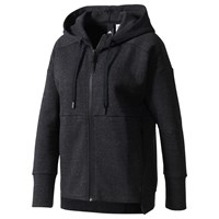 Adidas Stadium Cross Training Hoodie Black