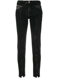 Givenchy Classic Skinny Fit Jeans Black