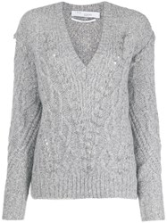 Iro Cable Knit Studded Jumper 60