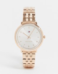 Tommy Hilfiger 1781760 Gold Bracelet Strap Watch