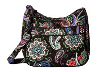 Vera Bradley Carryall Crossbody Kiev Paisley Cross Body Handbags Multi