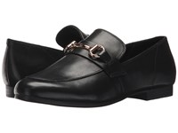 Steve Madden Kerry Black Leather Women's Shoes