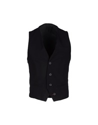Hamaki Ho Vests Black