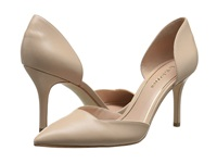 Enzo Angiolini Caelina Light Natural Leather High Heels Neutral