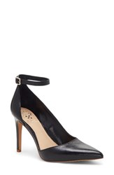 Vince Camuto Marbella Pump Black Leather