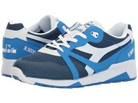 Diadora N9000 Arrowhead Campanula Blue Athletic Shoes