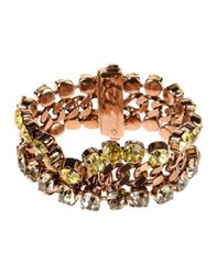Stella Mccartney Jewellery Bracelets Women Yellow
