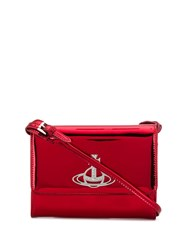 Vivienne Westwood Cross Body Bag Red