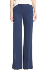 Women's Halogen Flat Front Wide Leg Pants