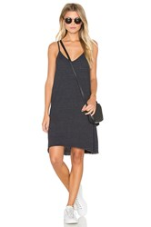 Chaser Pocket Mini Dress Black