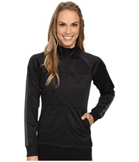 Brooks Rally Jacket Black Asphalt Women's Coat