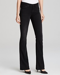 Rag And Bone Rag And Bone Jean Jeans The High Rise Bell In Washed Black