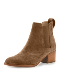 Rag And Bone Walker Suede Chelsea Boot Mineral Mineral Suede