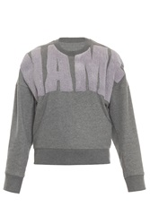 3.1 Phillip Lim Name Drop Terry Sweater