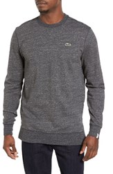 Lacoste Men's L Ve Side Zip Sweatshirt