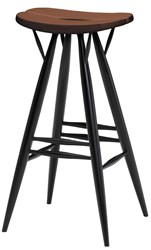 Artek Pirkka Pine And Birch Bar Stool