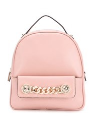 Versace Jeans Classic Backpack Pink