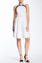Eva Franco Prue Dress White