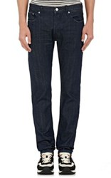 Earnest Sewn Men's Dean Skinny Jeans Blue
