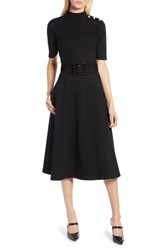 Halogen X Atlantic Pacific Stretch Ponte Dress