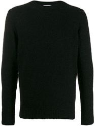Dondup Knitted Sweatshirt Black