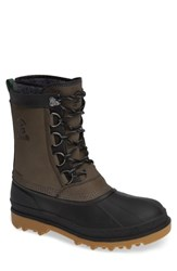 Kamik William Boot Charcoal Leather