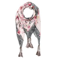Gerard Darel Lily Scarf Light Pink