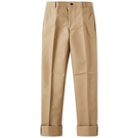 Thom Browne Back Tab Chino Brown
