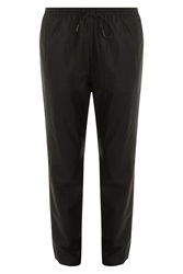 Alexander Wang Lamb Leather Track Trousers