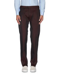 Tonello Trousers Casual Trousers Men Cocoa