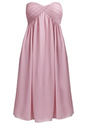 Glamorous Cocktail Dress Party Dress Dusty Pink Rose