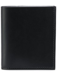 Troubadour Embossed Logo Wallet Black
