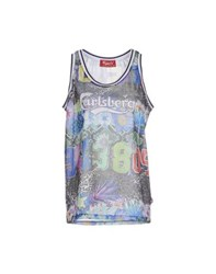 Carlsberg Topwear Vests Women Green