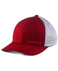 Oakley Indy Hat Maroon Natural