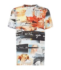 Blood Brother Jetson Digital Printed T Shirt Male Multi