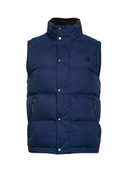 Raging Bull Men's Signature Gilet Navy