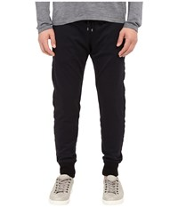 Vince Double Knit Pull On Pants Heather Coastal