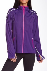 Asics Accelerate Jacket Purple