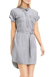 Vince Camuto Women's Two By Tencel Utility Shirtdress