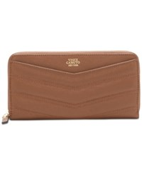 Vince Camuto Daz Wallet Golden Brown