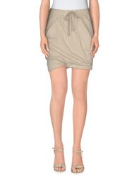Drkshdw By Rick Owens Skirts Mini Skirts Women
